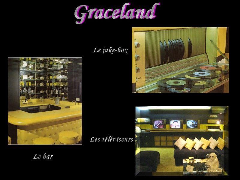 Graceland , la maison d'Elvis