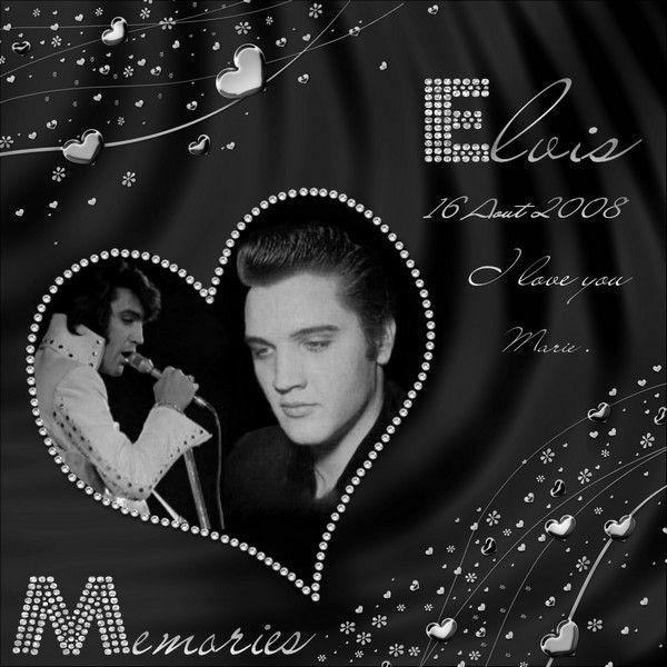 Elvis ...pour toujours