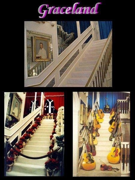 Graceland la maison d'Elvis
