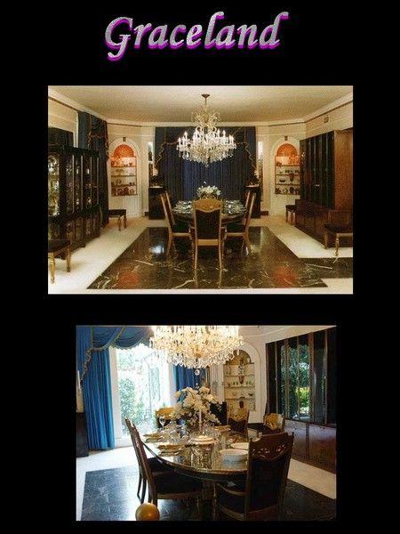 Graceland la maison d'Elvis Presley